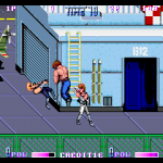 Double Dragon II – The Revenge