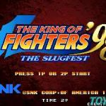 King of Fighters '98 - The Slugfest / King of Fighters '98 - dream match never ends