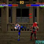 Mortal Kombat 3 (bootleg of Megadrive version)