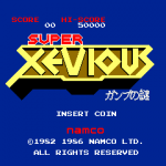 Vs. Super Xevious