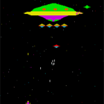 Defend the Terra Attack on the Red UFO